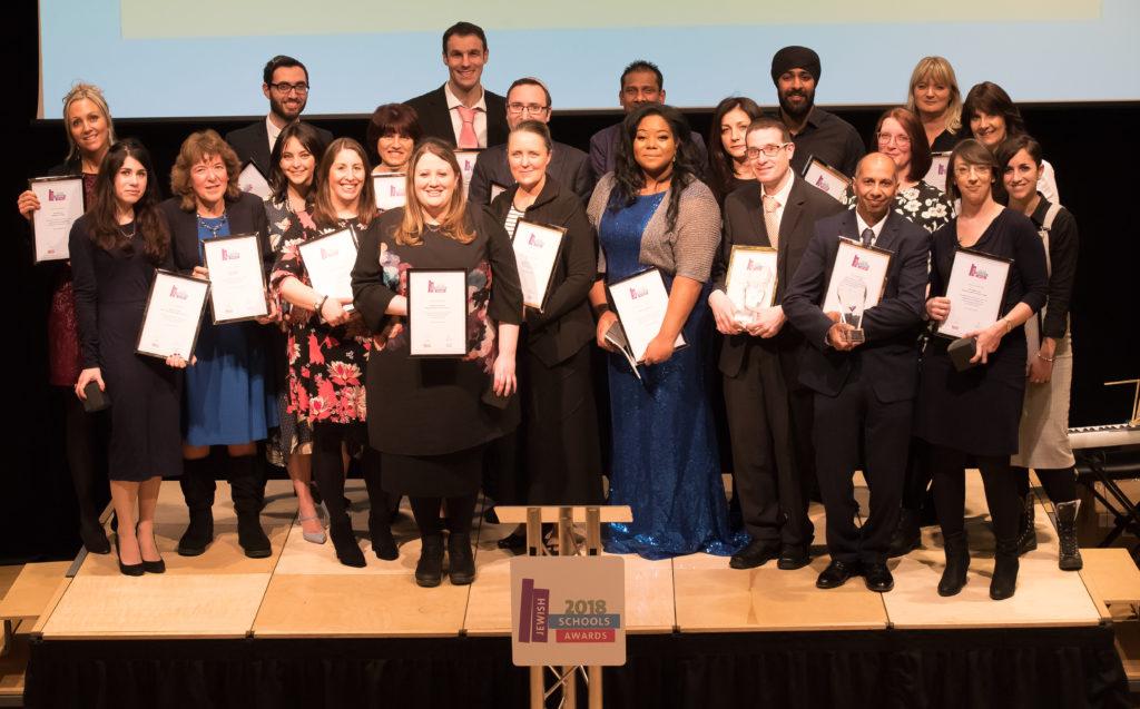 jcoss jewish schools awards